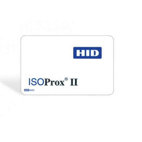 Badge ISO PROX II  - Ref HID/ISO