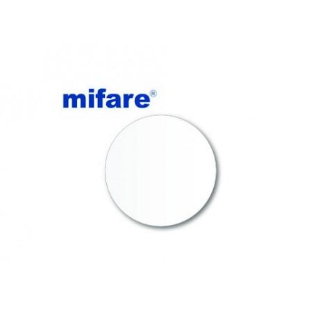 Tag adhésif Mifare - Ref TAG/MIF1K
