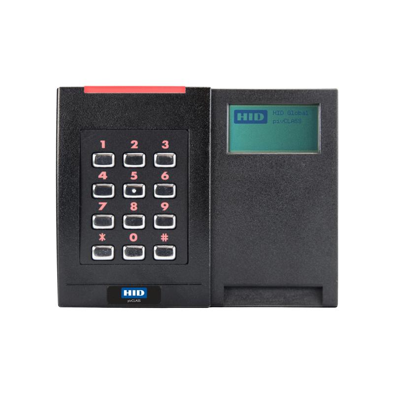 HID - iClass SE - Biometric - Display Reader RKLB40 - GMH IDC