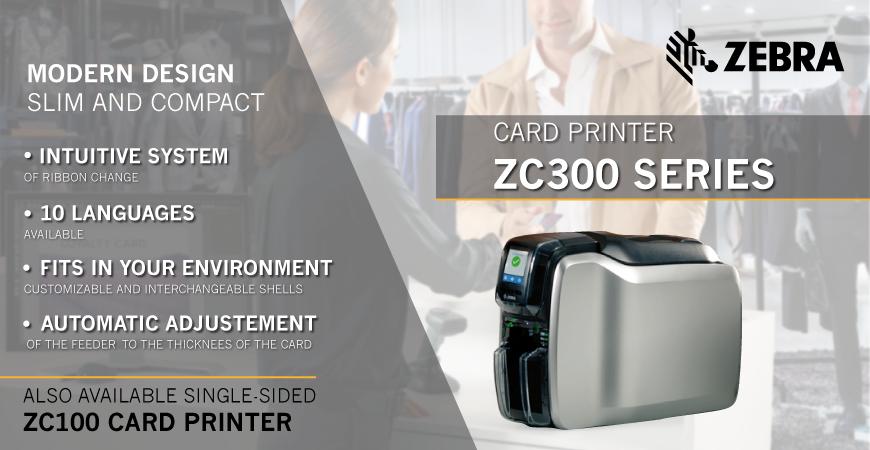 Nouveauté Zebra : ZC300 Series